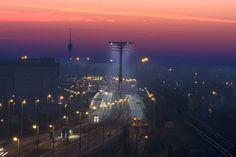 Rákoczi híd hajnal - Rákoczi Bridge sunrise by potihu on 500px