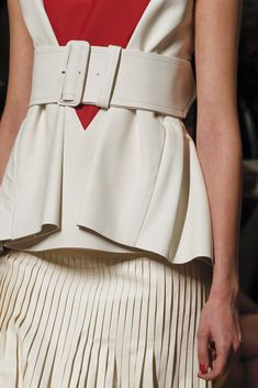 Céline Spring 2012 Ready-to-Wear Fashion Show Details
