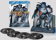 Pacific Rim (3D Blu-ray) (Limited Edition)