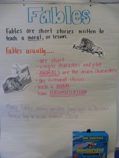 Recounting Fables FREEBIE!