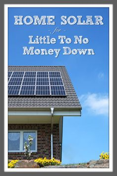 Thinking about going solar? A little-known government program called the Residential Renewable Energy Tax Credit helps homeowners reduce their utility payments by hundreds of dollars per year! To qualify, you need to install solar before the credit expires on December 31, 2016.