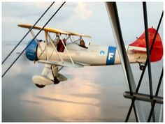 View Key West from the air in this biplane ride