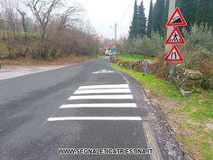Segnaletica Stradale Triestina: lavori di segnaletica stradale a San Dorligo Della Valle (Trieste)