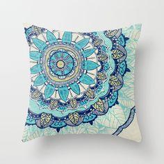 Wandering Soul Throw Pillow