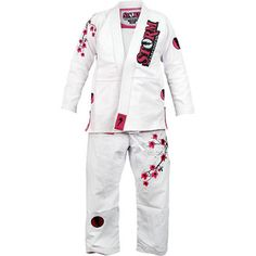 Storm Sakura Gi - I think I'm going to have Jared get me a new BJJ Gi. @Melissa Whitley what do you think of this one?