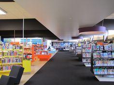 Bibliotheek Nuth — Een kleurrijke bibliotheek