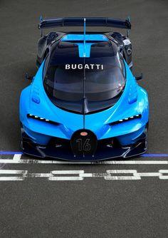 Bugatti Vision!