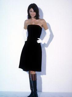 Helena Christensen Isaac Mizrahi Runway Show 1998