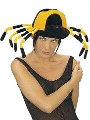 Edderkop hat
