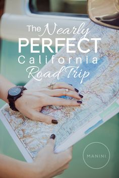 The (Nearly) Perfect California Road Trip Itinerary. Including, Yosemite, Lake Tahoe, Muir Woods, San Francisco, Big Sur, 17-Mile Drive, Carrizo Plain Superbloom, and Los Angeles!