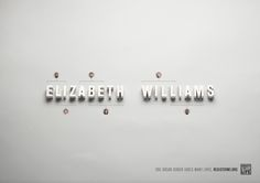 Donate Life America: Elizabeth Williams, Frederick Jones - Adeevee