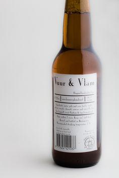 Dégustation Vuur & Vlam - Brouwerij De Molen - bièrologie - zythologie #craftbeer