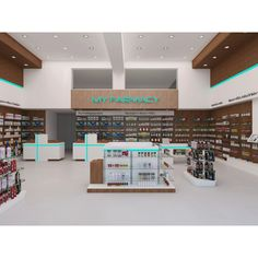 Design Exterior, Shop Interior Design, Retail Design, Store Design, Pharmacy Store, Pharmacy Humor, Antique Dining Rooms, Clinic Design, Layout