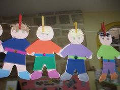 Ourselves, Making ourselves, Cutting All About Me Activities Eyfs, All About Me Eyfs, All About Me Topic, All About Me Crafts, First Week Activities, All About Me Preschool, Eyfs Activities, Creative Activities, All About Me Display Eyfs