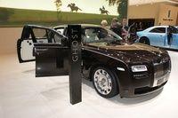 Rolls-Royce at Frankfurt Motor Show 2013