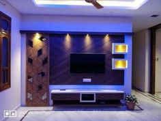 Lcd Panel Design, Ceiling Design Bedroom, Wall Unit Designs, Tv Unit Interior Design, Living Room Design Modern, Living Room Tv Unit Designs, Wall Tv Unit Design, Tv Showcase Design, Living Room Tv