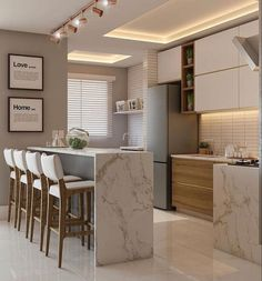 Here are some doable living room decor and interior design tips that will make your home cozy and comfortable for family and friends. Kitchen Room Design, Home Decor Kitchen, Interior Design Kitchen, Kitchen Ideas, Kitchen Paint, Kitchen Colors, Kitchen Backsplash, Diy Kitchen, Color Interior