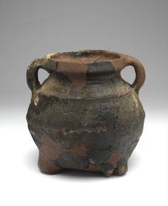 cooking pot, Anonymous, 1200 - 1250 | Museum Boijmans Van Beuningen
