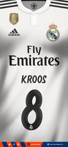 Dope Wallpaper Iphone, Dope Wallpapers, Fifa, Toni Kroos, Soccer Kits, Real Madrid, Football, Sports, Design