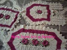 Resultado de imagem para flor catavento em croche graficos