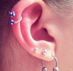 Cartilage earring!