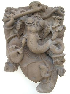 Image from http://upload.wikimedia.org/wikipedia/commons/d/d1/Ganesha_statue_1_SF_Asian_Art_Museum.JPG.