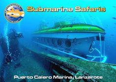 Submarine Safaris in Yaiza, Canarias