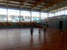 La Selección Española de Fútbol Sala entrena en Espartales - http://www.dream-alcala.com/la-seleccion-espanola-futbol-sala-entrena-espartales/