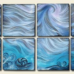 wave tile - Google Search