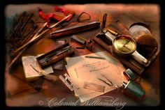 108 Best Tricks And Tools Of The Trade Images Colonial