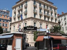 Nice Hotel Vendome France, Europe Stop at Hotel Vendome to discover the wonders of Nice. The property features a wide range of facilities to make your stay a pleasant experience. All the necessary facilities, including free Wi-Fi in all rooms, 24-hour front desk, luggage storage, Wi-Fi in public areas, car park, are at hand. Some of the well-appointed guestrooms feature television LCD/plasma screen, carpeting, internet access – wireless, non smoking rooms, air conditioning. Th...