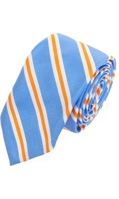 Thom Browne Triple Stripe Tie