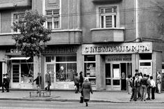 Cinema Miorita Bucharest Romania, Time Travel, Dan, Traveling, Cinema, Street View, Memories, Retro, Architecture