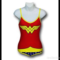 7bee61a4a59b0 Images of Wonder Woman Glow in the Dark Women s Cami Panty Set Wonder Woman  Shirt
