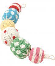 Littlephant multicolour Circus pram toy