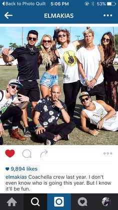 Bryana and Ashton's friend posted