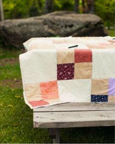 Guest quilt