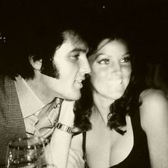 Elvis and Priscilla WHAT A  PERFECT LOOKING COUPLE!.  USUALLY GOOD LOOKING MEN HAS LOUZY CHOICE IN WIFES'.
