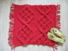 Latające dywany: Czerwony chodniczek do sypialni