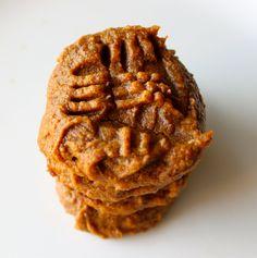 Almond Butter Pumpkin Cookies   Healthy Mama, Happy Mama
