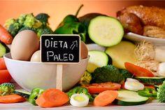 A dieta paleo ou paleolítica foi elaborada por se acreditar que a maioria das doenças modernas são consequências dos hábitos alimentares adquiridos com o t