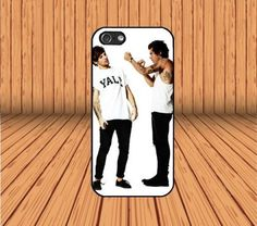 Harry Styles And Louis Tomlinson for iPhone 5/5S/SE Hard Case Cover #designyourcasebyme