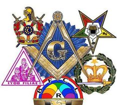 The Masonic organizations were like an extension of our own family; mom was involved with the Mason's, Shriners, Eastern Star, Jobs Daughters and Rainbow for Girls.  Sister and I were members in Jobs and Rainbows...and we dated the DeMolay!
