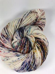 A personal favorite from my Etsy shop https://www.etsy.com/listing/501726026/trevor-morgan-dk-hand-dyed-yarn-dk