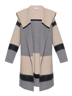 Colour-block wool and cashmere-blend coat | Vince | MATCHESFASHION.COM