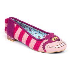 Les chaussures Alice au pays des merveilles par Irregular Choice  2Tout2Rien