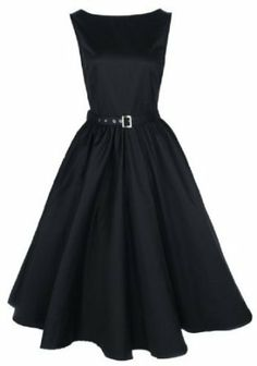 Lindy Bop Vintage 50's Audrey Hepburn Style Swing Party Rockabilly Evening Dress #spring