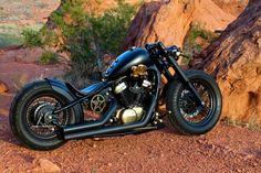 honda vt 600 bobber   Others - (Low rider, Rat bike, Radical, New Style etc...)