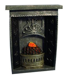 Small Fireplace for 12th Scale Dolls House  | Hobbies | Streets Ahead