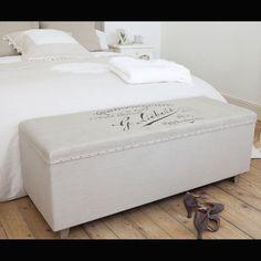 Bout de lit  ANTAN